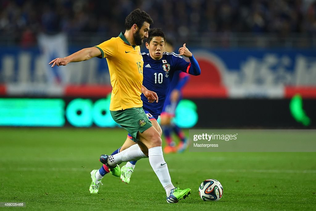 Japan v Australia - International Friendly : News Photo