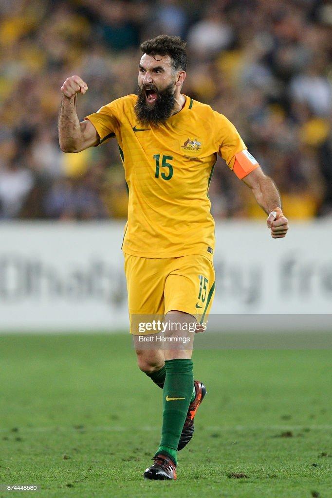 Australia v Honduras - 2018 FIFA World Cup Qualifiers: Leg 2 : Foto di attualità