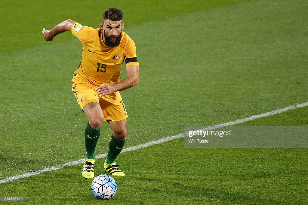 Australia v Iraq - 2018 FIFA World Cup Qualifier
