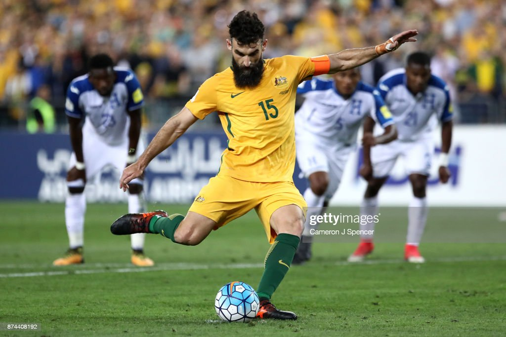 Australia v Honduras - 2018 FIFA World Cup Qualifiers: Leg 2