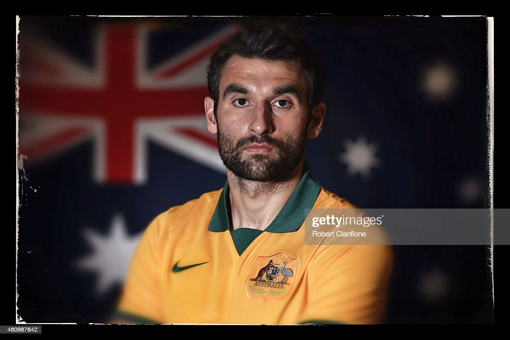 Australian Socceroos Headshots Session