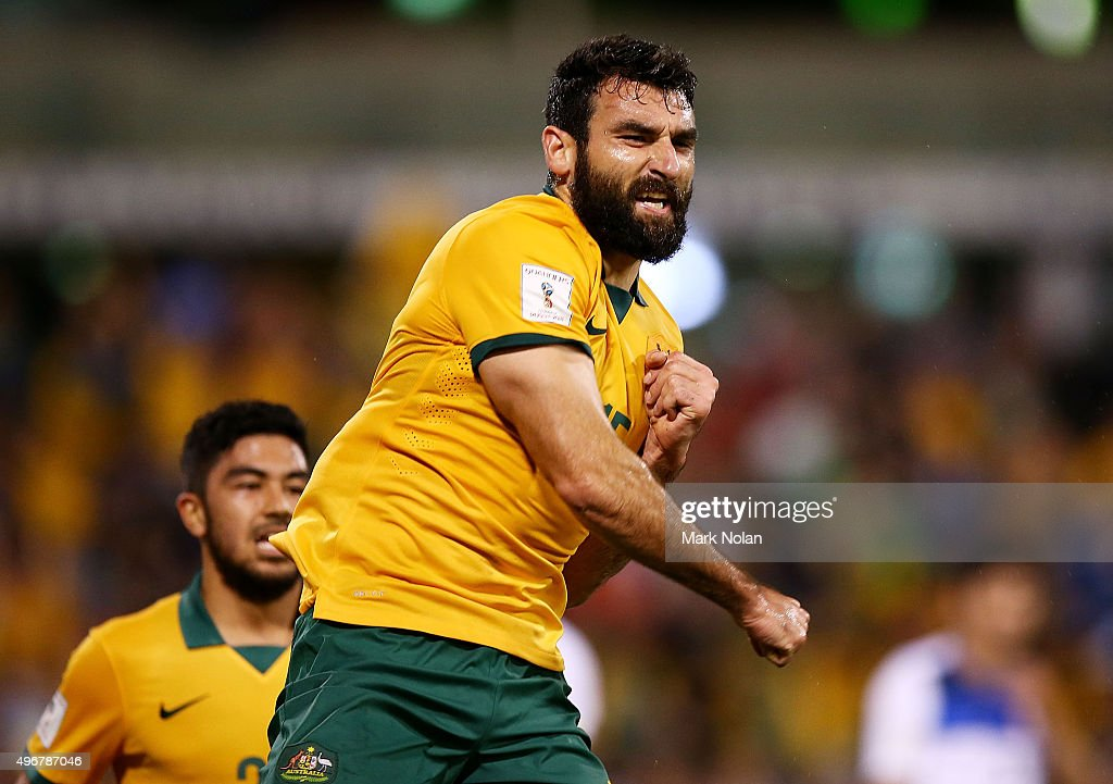 Australia v Kyrgyzstan - 2018 FIFA World Cup Qualification