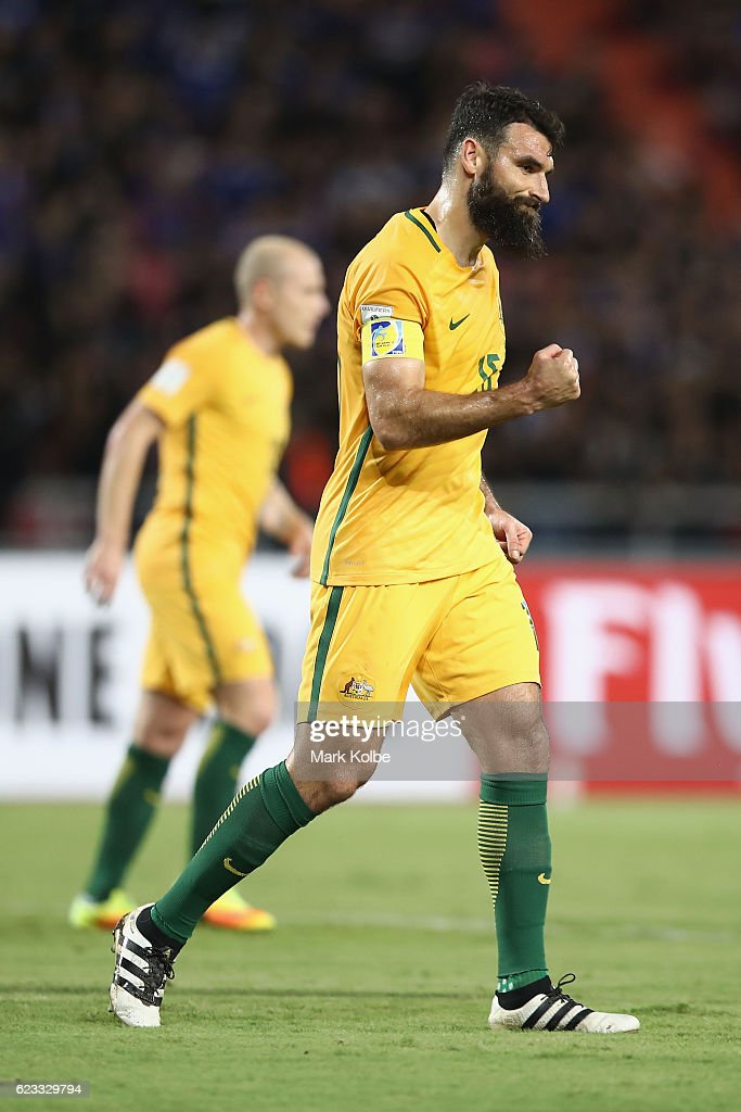 Thailand v Australia - 2018 FIFA World Cup Qualifier
