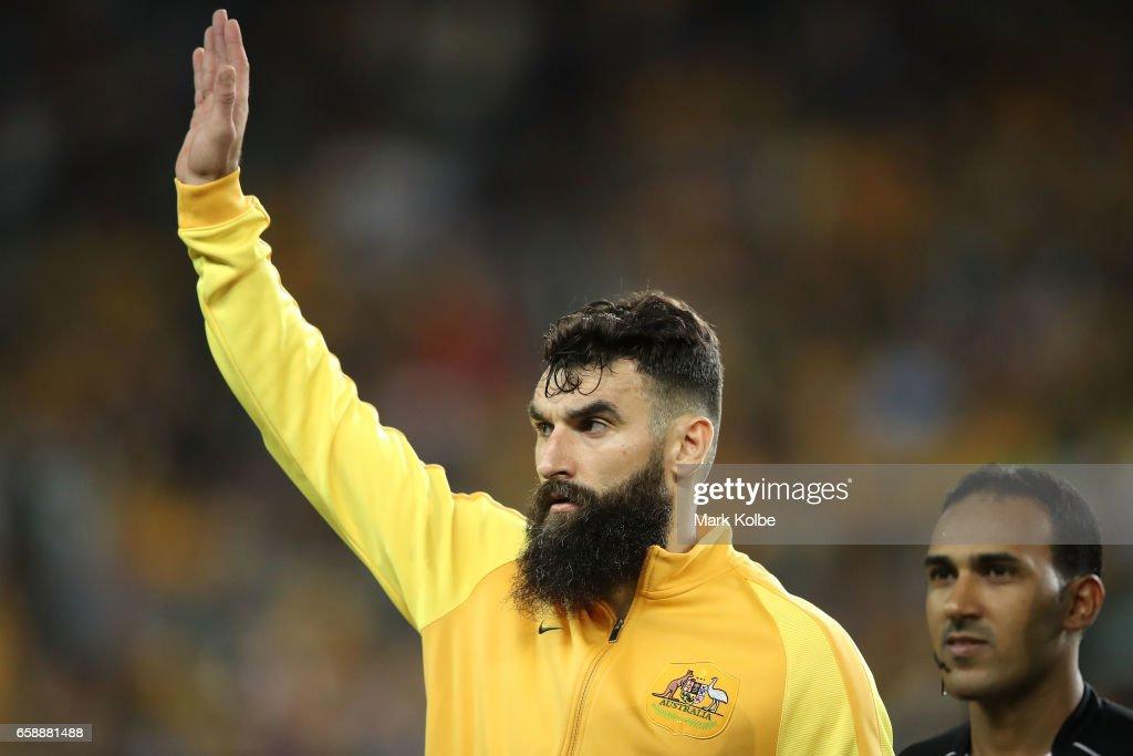 Australia v UAE - 2018 FIFA World Cup Qualifier : News Photo