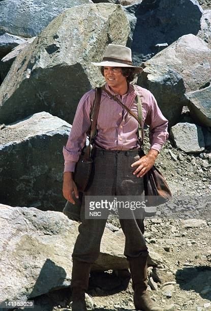 PRAIRIE 100 Mile Walk Episode 3 Aired Pictured Michael Landon as Charles Philip Ingalls Photo by Ted Shepherd/NBCU Photo Bank