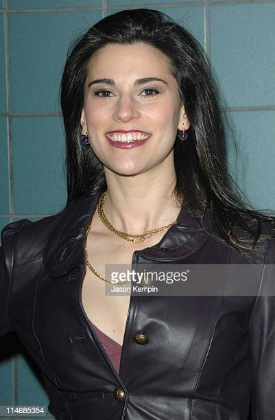 Milena Govich during Paramount Vantage and Time Out New York CoHost a Premiere of Black Snake Moan Outside Arrivals at Chelsea West Cinemas in New...