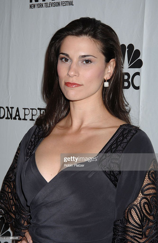 """Opening Night Gala for the New York Television Festival and NBC Premiere of """"Kidnapped"""" - September 12, 2006 : News Photo"""