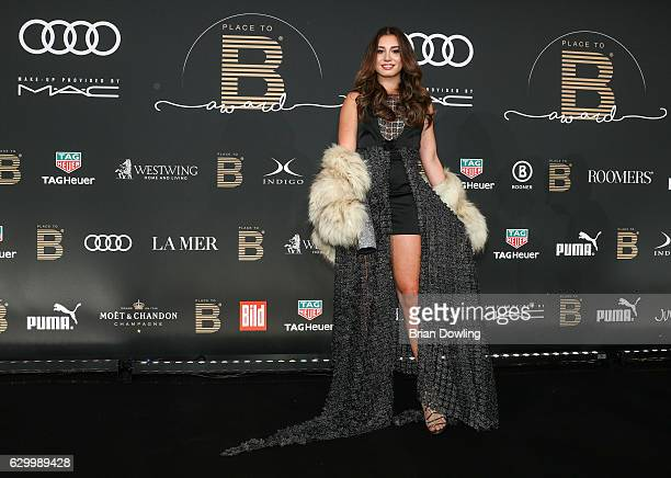 Milena le Secret attends the Place To B Influencer Award at Axel Springer Haus on December 15 2016 in Berlin Germany
