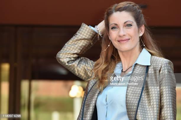 Milena Miconi at Rome Film Fest 2019 Rome October 26th 2019