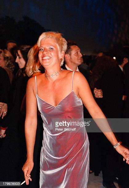"""Milena Preradovic, """"Deutsche;Fernsehpreis-Verleihung 99"""", Köln,"""
