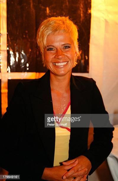 Milena Preradovic, IFA-Internationale;Funkausstellung, Park des Schloß Gliencke,