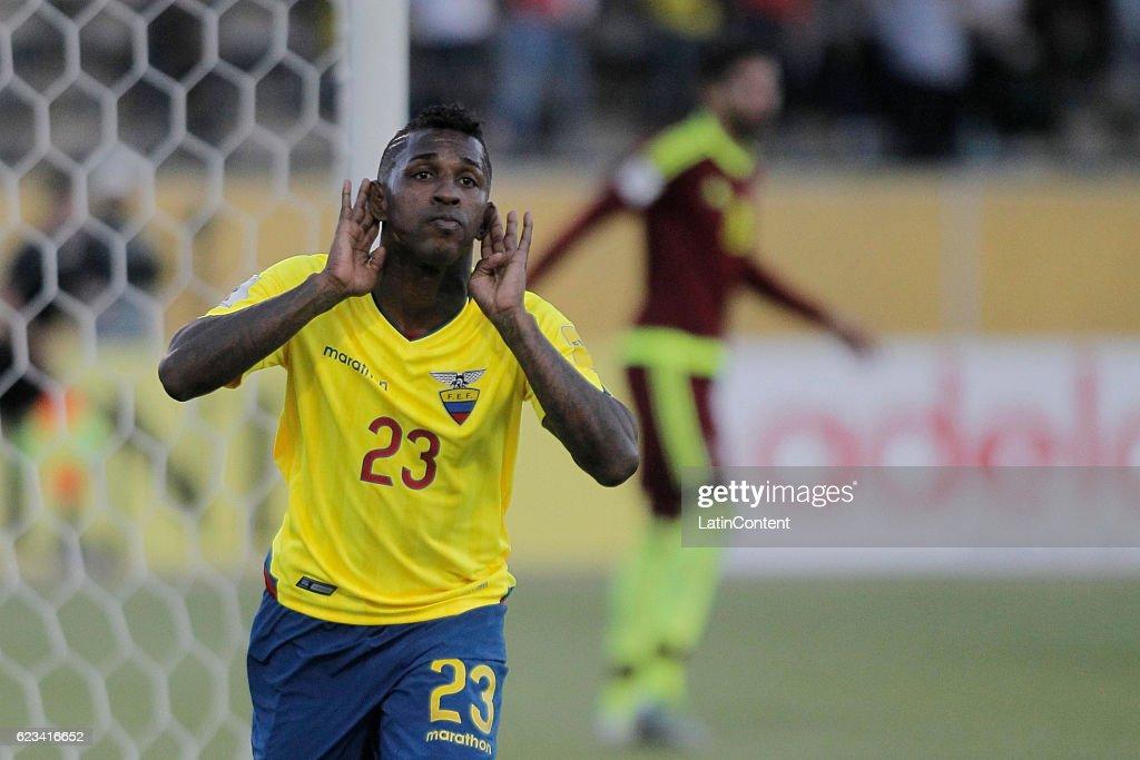 Ecuador v Venezuela - FIFA 2018 World Cup Qualifiers