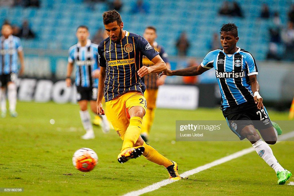 Gremio v Rosario Central - Copa Bridgestone Libertadores 2016