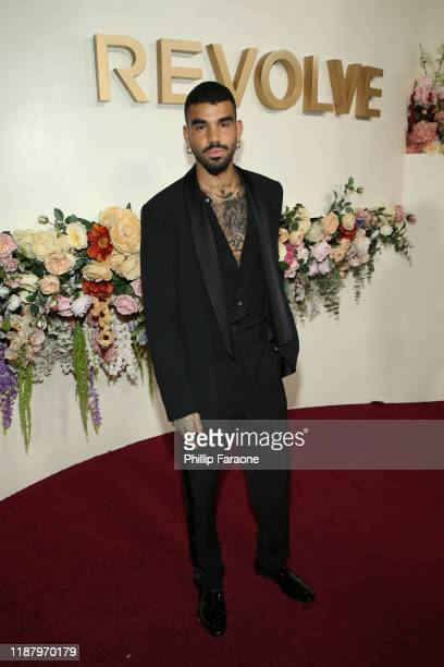 Miles Brockman Richie attends the 3rd annual #REVOLVEawards at Goya Studios on November 15, 2019 in Hollywood, California.