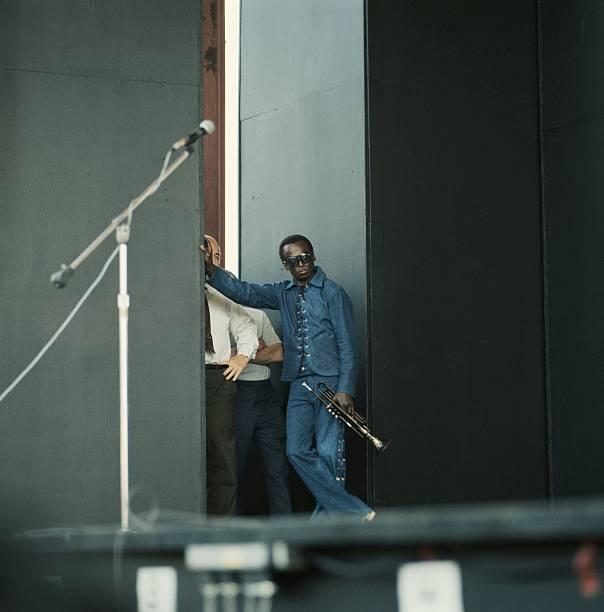 Miles Davis...
