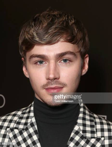 Miles Heizer attends Netflix's FYSEE KickOff Event at Netflix FYSee Space on May 7 2017 in Beverly Hills California