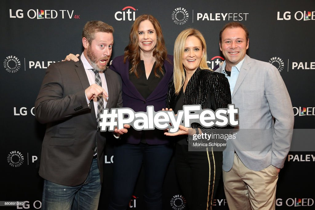 "PaleyFest NY 2017 - ""Full Frontal With Samantha Bee"""