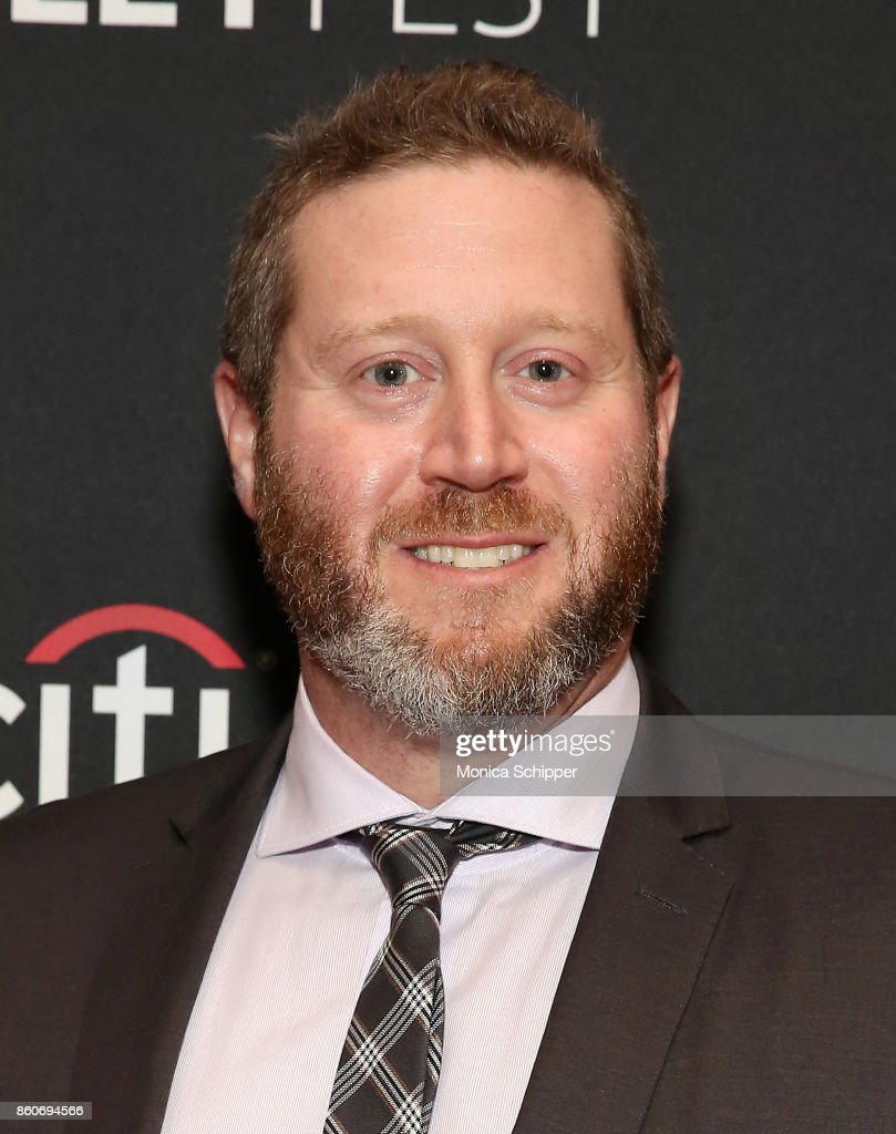 Miles Kahn attends PaleyFest NY 2017 - 'Full Frontal With Samantha Bee' at The Paley Center for Media on October 12, 2017 in New York City.