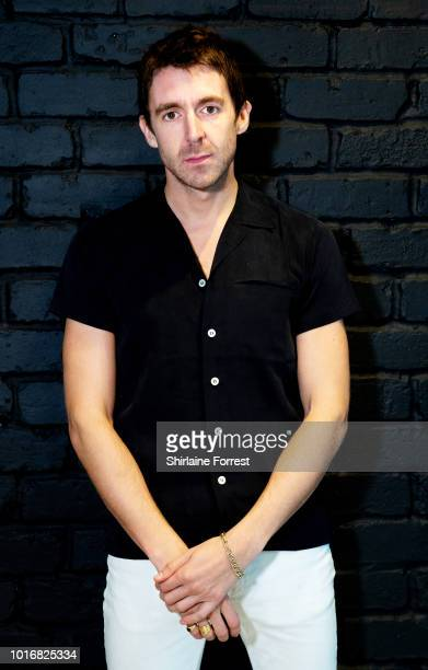 Miles Kane performs live and signs copies of his new album 'Coup de Grace' during an instore session at HMV Liverpool One on August 14 2018 in...