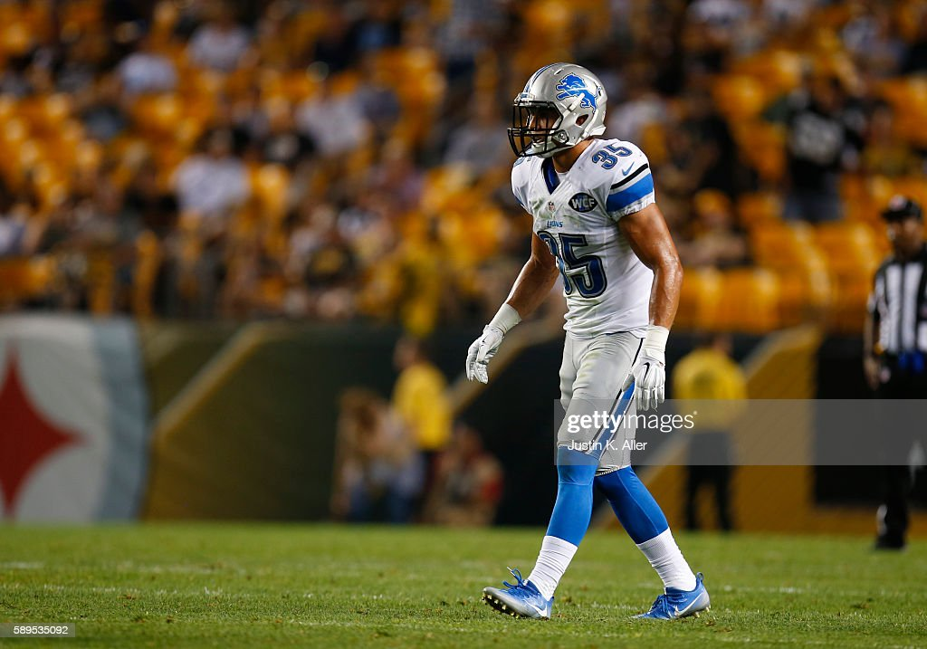 Detroit Lions v Pittsburgh Steelers : ニュース写真