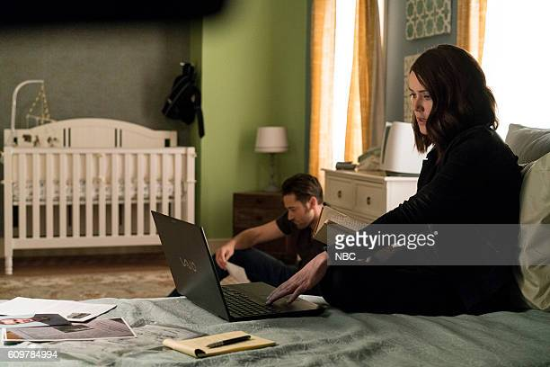 THE BLACKLIST 'Miles McGrath' Episode 403 Pictured Ryan Eggold as Tom Keen Megan Boone as Elizabeth Keen