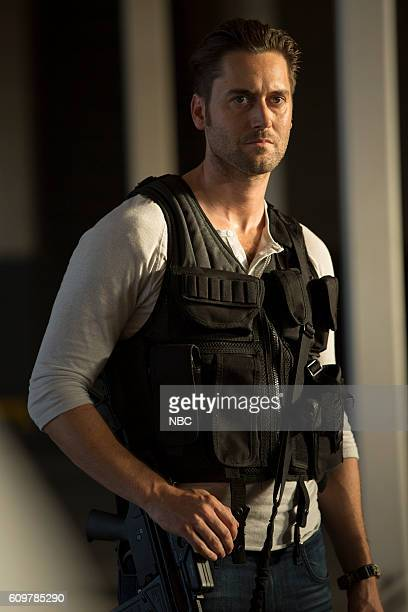 "Miles McGrath"" Episode 403 -- Pictured: Ryan Eggold as Tom Keen --"