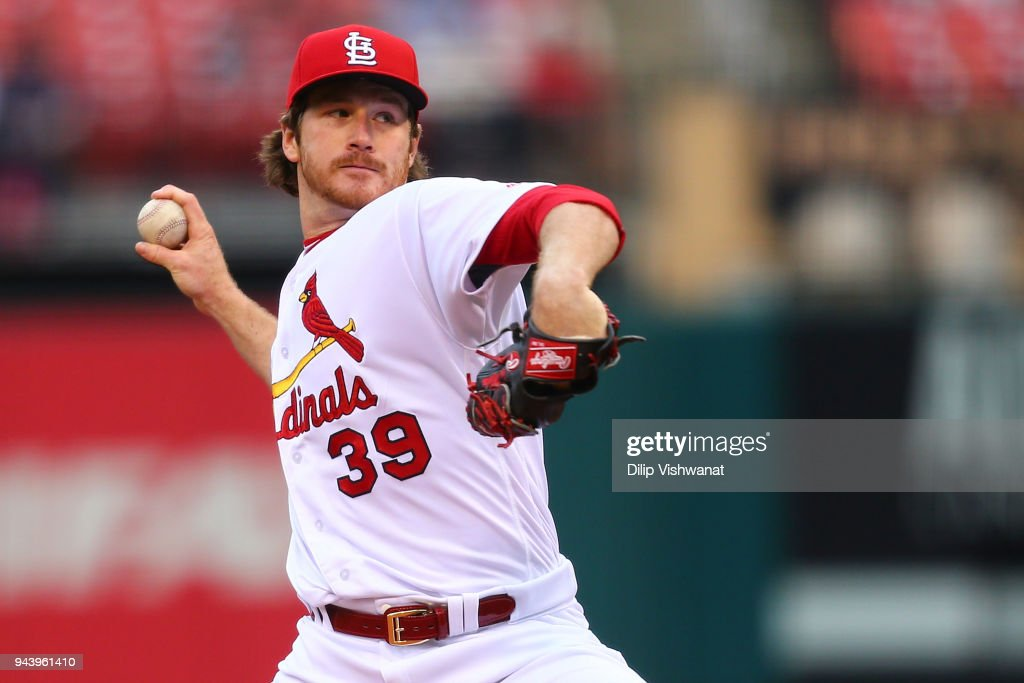 Milwaukee Brewers v St Louis Cardinals : News Photo