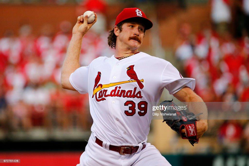 San Diego Padres v St Louis Cardinals : Nachrichtenfoto