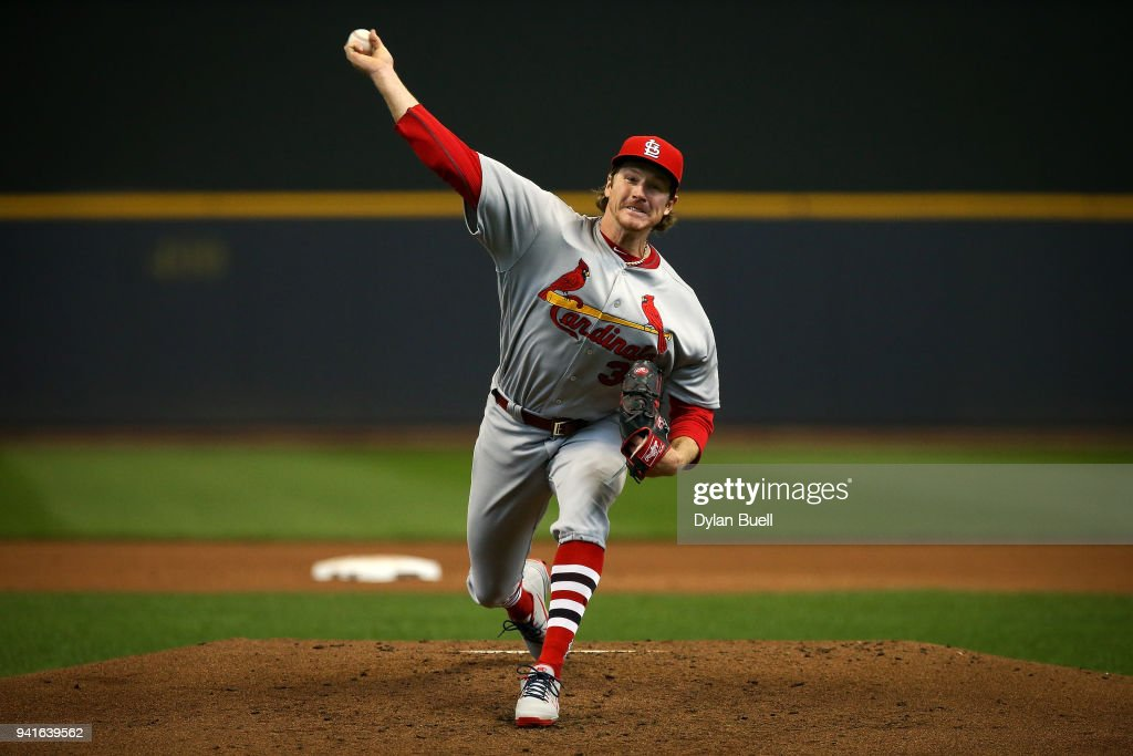 St Louis Cardinals  v Milwaukee Brewers : News Photo