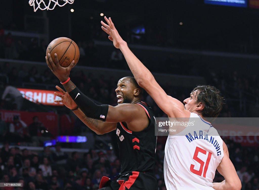 Toronto Raptors v Los Angeles Clippers : News Photo