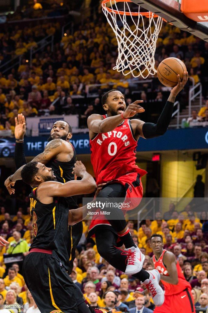 Toronto Raptors v Cleveland Cavaliers - Game Four