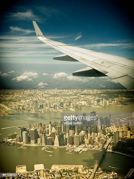 Miles Over Manhattan