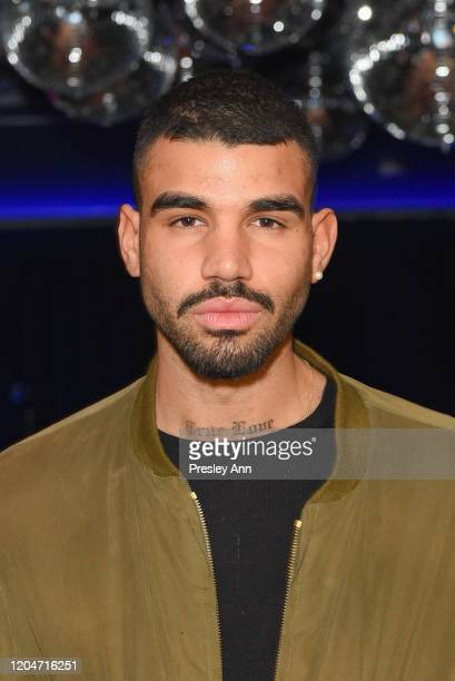 Miles Richie attends Baja East FW20 Los Angeles runway show at Sunset at EDITION on February 07, 2020 in West Hollywood, California.