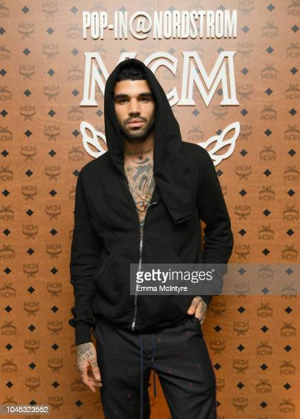 Miles Richie attends Pop-In@Nordstrom MCM at Chateau Marmont on October 3, 2018 in Los Angeles, California.