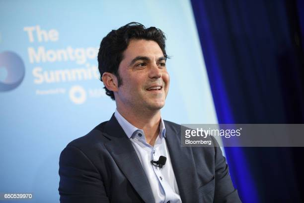 Miles Rogers chief strategy officer of Wheels Up speaks during the Montgomery Summit in Santa Monica California US on Thursday March 9 2017 The...