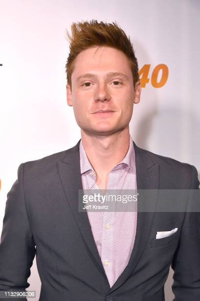 Miles Tagtmeyer attends CytoDyn's Pro 140 Awareness Event for HIV and Cancer Prevention at The Roosevelt Hotel in Hollywood on February 28 2019 in...