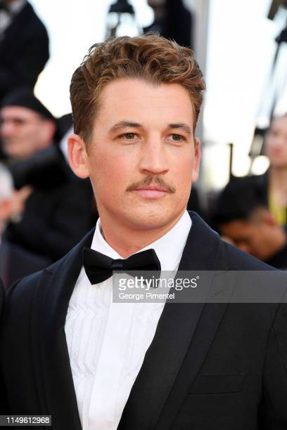 Miles Teller attends the screening of Rocketman during the 72nd annual Cannes Film Festival on May 16 2019 in Cannes France