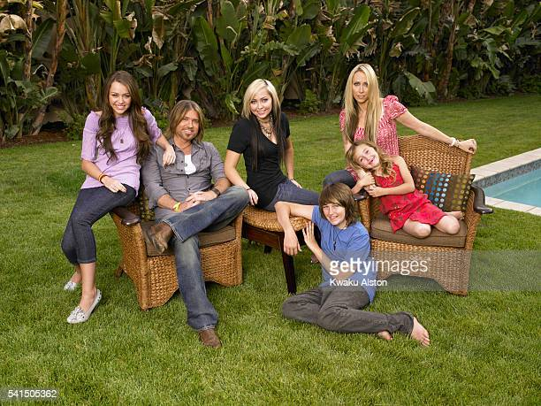 Miley, Billy Ray, Brandi Glenn, Braison Chance, Tish, and Noah Lindsey.