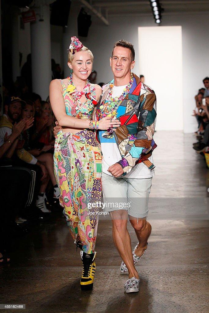Jeremy Scott - Runway - MADE Fashion Week Spring 2015 : News Photo