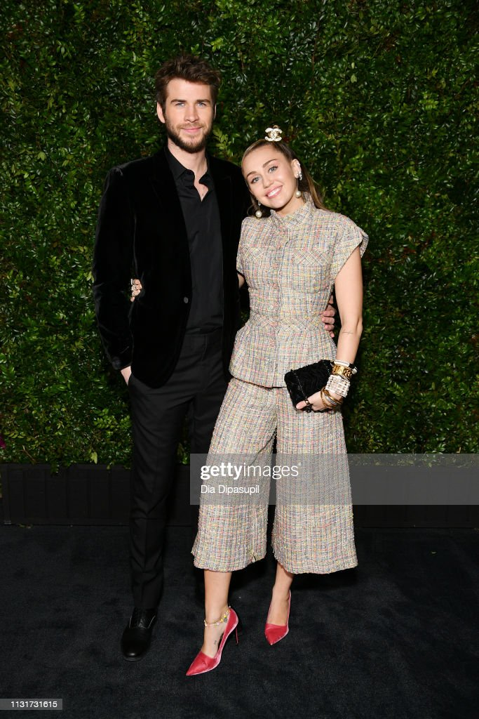 Chanel And Charles Finch Pre-Oscar Awards Dinner At The Polo Lounge in Beverly Hills : News Photo