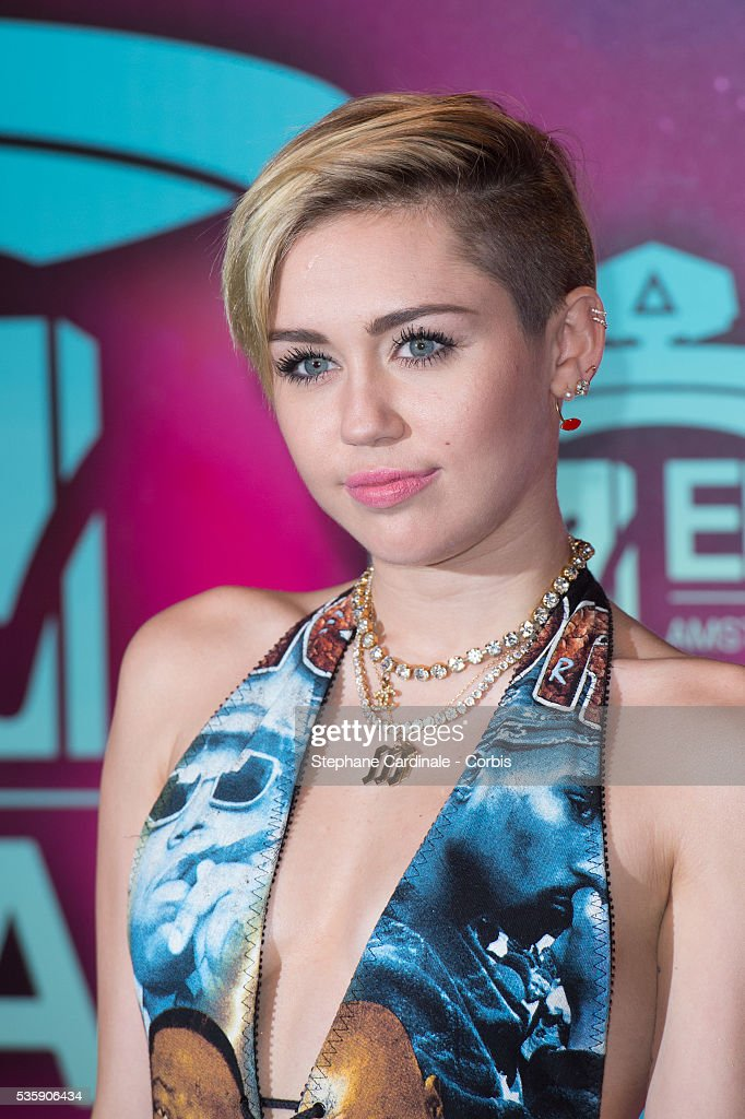 NLD: MTV EMA's 2013 - Red Carpet Arrivals