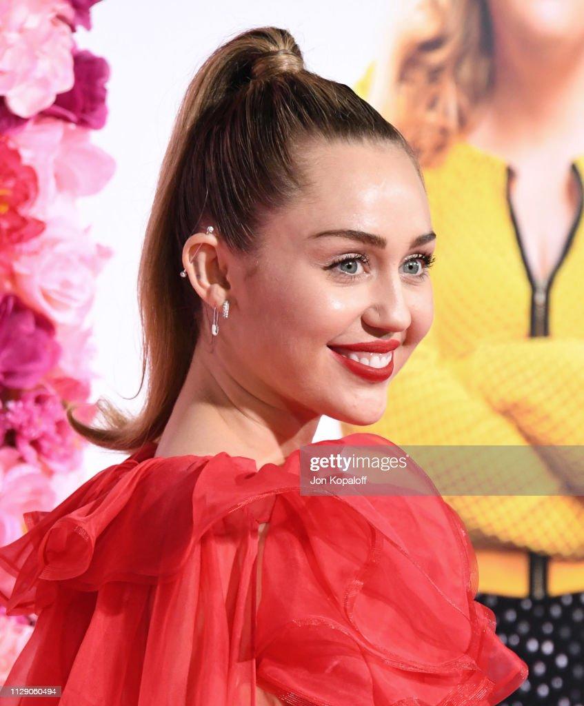 Premiere Of Warner Bros. Pictures' 'Isn't It Romantic' - Arrivals : ニュース写真