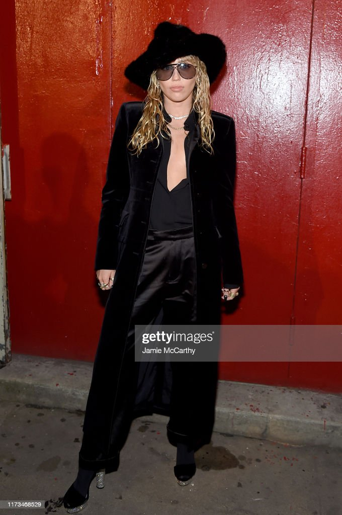 Tom Ford - Arrivals - September 2019 - New York Fashion Week : News Photo