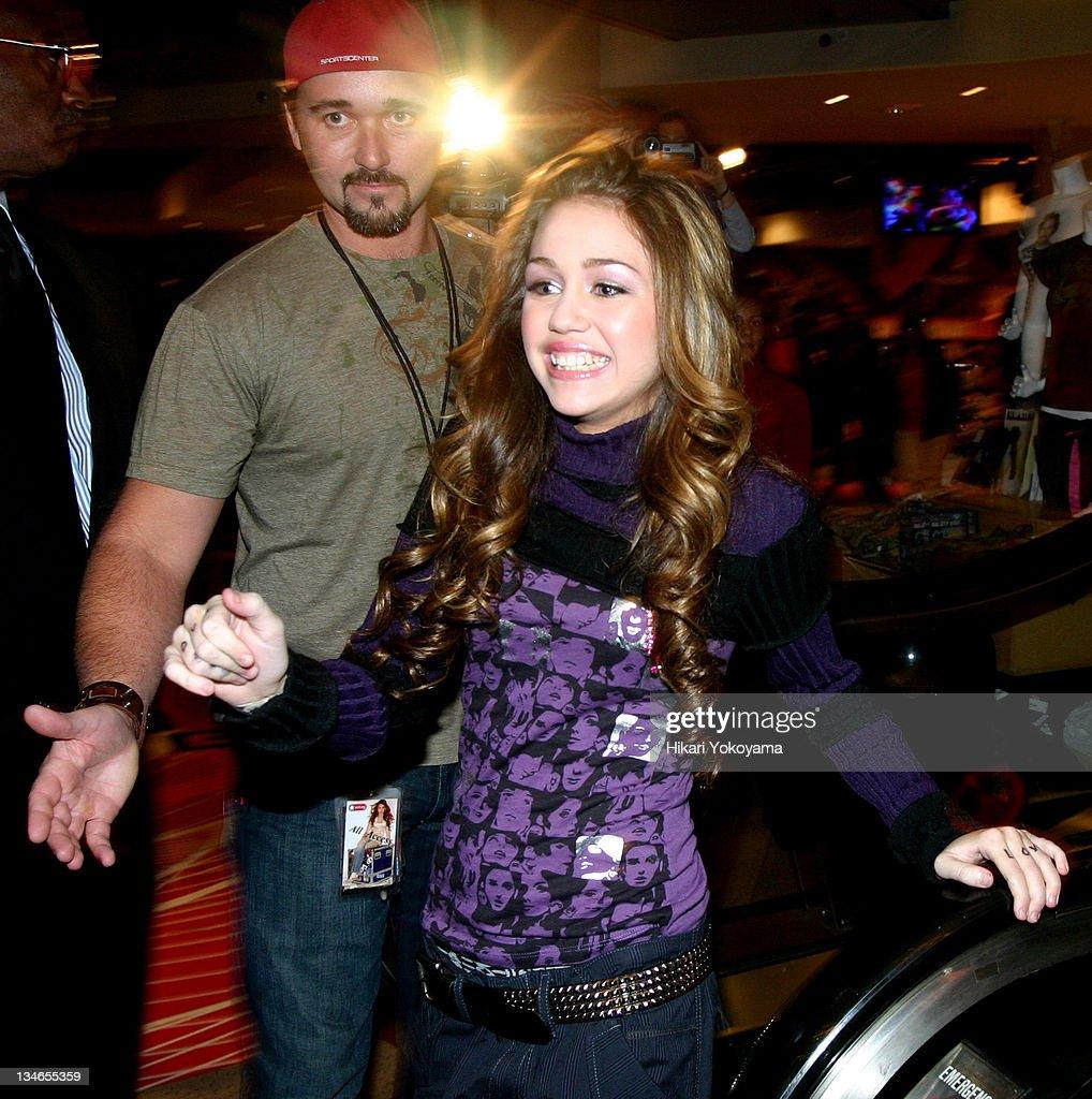 Miley cyrus virginity