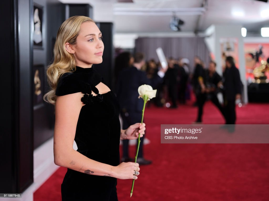 The 60th Annual Grammy Awards : News Photo