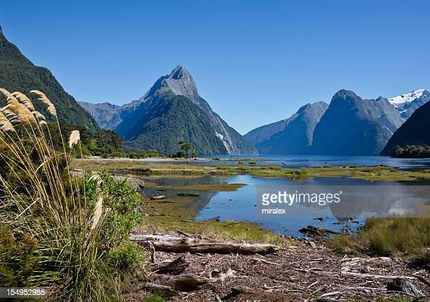 Milford Sound, South Island New Zealand