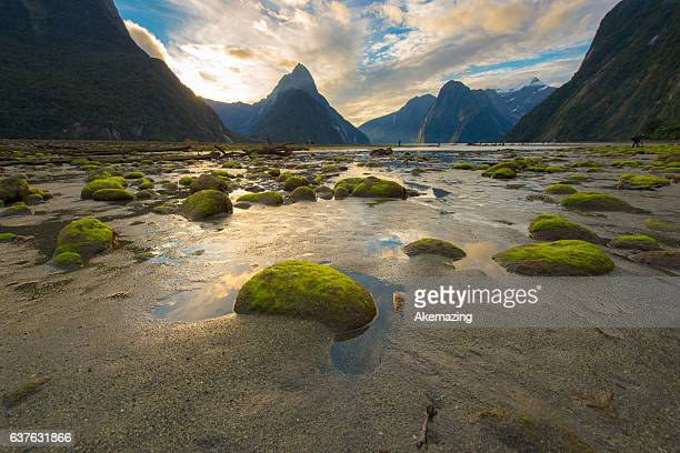 Milford Sound,South Island,New Zealand.