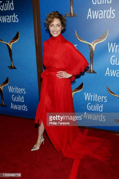 Mili Avital attends the 2020 Writers Guild Awards at The Beverly Hilton Hotel on February 01, 2020 in Beverly Hills, California.