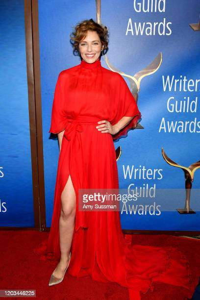 Mili Avital attends the 2020 Writers Guild Awards West Coast Ceremony at The Beverly Hilton Hotel on February 01, 2020 in Beverly Hills, California.