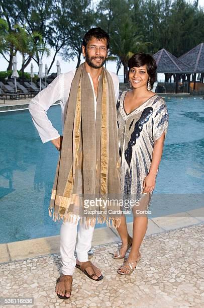 Milind Soman and Shahana Goswami at 5 Th Ile de La Reunion Film Festival